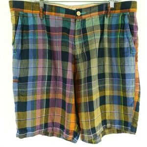 Tommy Bahama Relax Casual Plaids & Checks Short 36